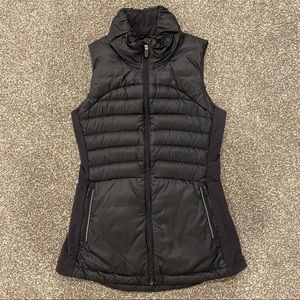 Lulu Lemon Black Vest